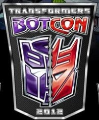 Transformers News: BotCon 2012 Boxart