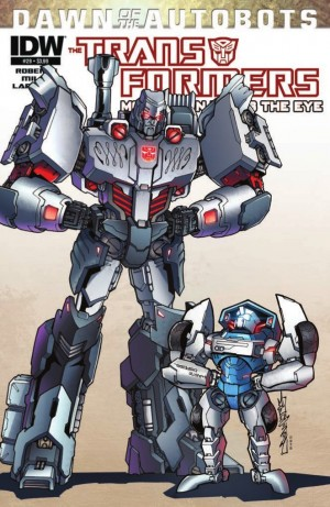 IDW Transformers: More Than Meets the Eye #29 Full Preview