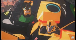 Transformers News: Transformers: Robots In Disguise First Episode Screenshots - Potential Spoilers