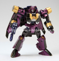Transformers News: New Clear Images: Takara Tomy Transformers Generations TG-19 Grimlock and TG-20 Ratbat