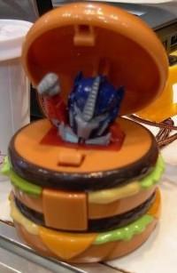McDonald's Transformers: Prime Promotion?