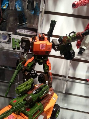 Transformers News: Toy Fair 2014 Coverage - First Look from the Showroom