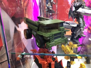 Studio Series Long Haul, Cogman, Shatter Scrap Metal and Rampage Revealed at MCM London Comic-con