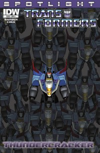 Transformers News: Transformers Spotlight: Thundercracker Preview
