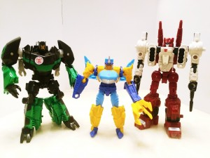 Pictorial Review of New Skybyte Toy from Transformers Cyberverse Spark Armor Battle Class