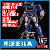 TFSource News - MP-47 Hound, MP-45 Bumblebee v2.0, Iron Factory Preorders and Restock & More!