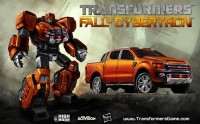 Transformers News: Meet Ford's Latest Transformers: Fall of Cybertron Character Torque