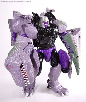 New Video Review of Vintage Beast Wars Megatron Reissue