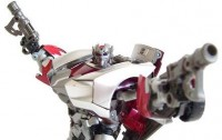 Transformers News: Pictorial Review of Movie Sidearm Sideswipe