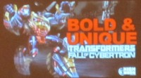 Transformers News: BotCon 2012 Coverage: Activision and Jagex Panels
