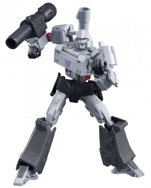 Release Date revealed for Takara MP-36 Masterpiece Megatron
