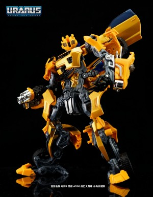 In-Hand Images - Takara Tomy Transformers: Lost Age Movie Advanced AD08 Battle Blade Bumblebee