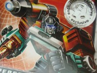 New images of TRU exclusive Perceptor reissue surface