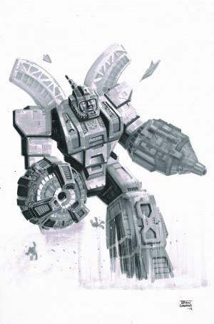 Transformers News: BotCon 2016 Art Prints: Brian Shearer on Decepticons, Omega Supreme and More