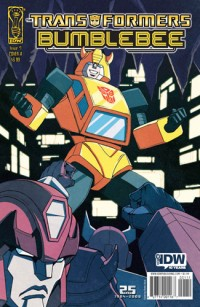 Transformers News: Transformers - Bumblebee #1 Six-Page Preview