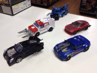 """Transformers Prime """"Robots in Disguise"""" Wave Three Deluxes In-Hand Images"""