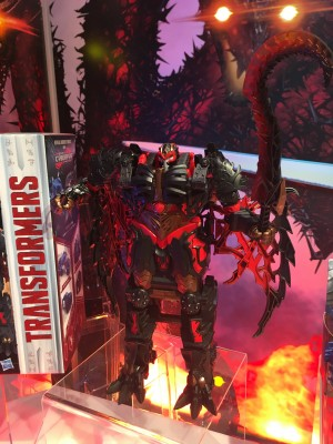 Toy Fair 2017 - Showroom Images of Transformers: The Last Knight Turbo Changer Dragonstorm