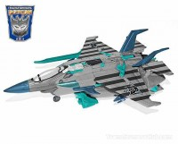 Transformers News: BotCon 2013 Machine Wars Megaplex Jet Mode Revealed