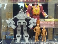 Transformers News: CM's Corp Excel Suit Spike and Daniel Prototype Images
