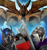 Transformers News: Press Release: TRANSFORMERS PRIME - ONE SHALL STAND DVD