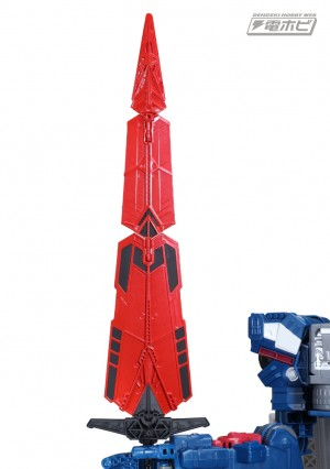 Sword for Takara Transformers Legends LG 31 Fortress Maximus Revealed and Comparisons with SDCC Toy