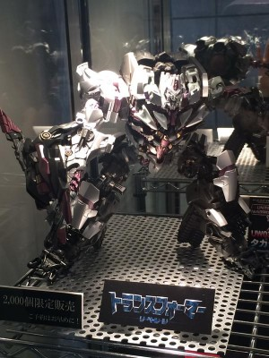 Transformers News: Tokyo Toy Show 2015 - Takara Tomy ROTF Leader Nightmare Megatron