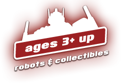 Ages Three and Up - Canada Online Store Grand Opening Sale!