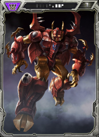 Transformers News: Transformers: Legends Mobile Device Game Chop Shop Art