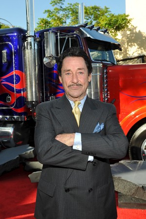 Transformers News: Meet Peter Cullen at SacAnime, Sacramento January 2-4 2015