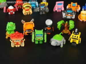 Transformers News: New Galleries: Transformers Botbots Series 1 Shed Heads