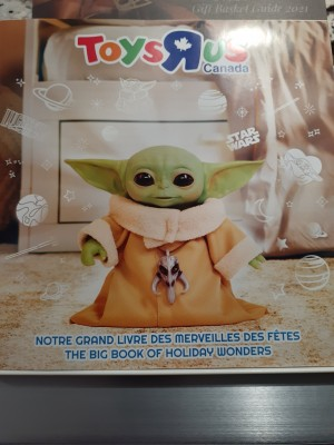 Toysrus Canada's Holiday Catalogue features Discounts on Transformers + New Canadian Sightings