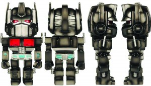 Transformers News: Diamond Preview Exclusives - Hikari Transformers Nemesis Sofubi