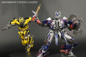 Top 5 Transformers figures who look most like non transforming action figures
