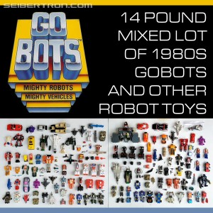 Transformers News: Seibertron.com Store 3rd Annual Online Garage Sale: SWTF, GoBots, Voltron, Sectaurs, MOTU, Thundercats, and TMNT 200X