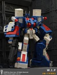 Transformers News: IGear update: TF 001, TF002 & TF003