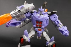 New Galleries: Transformers Legends LG-23 Galvatron with Headmaster Megatron