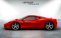 Transformers News: Ferrari 458 Italia - Newest Autobot In Transformers 3