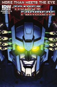 Transformers News: Transformers: More Than Meets The Eye #14 Review - Guess who's back, back again!