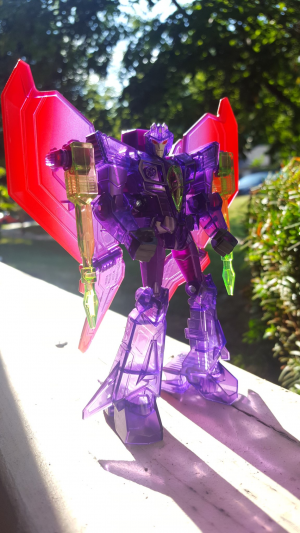 Video Review of Cyberverse Sinister Seeker Strikeforce 4 Pack