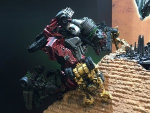 Transformers News: Images of Studio Series Devastator Display from Wonder Festival 2020