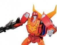 Transformers News: Masterpiece Rodimus Confirmed for US and UK?