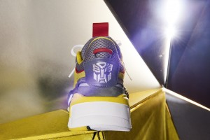 Transformers News: PUMA and Hasbro Announce Collaboration with new Transformers Themed Footwear