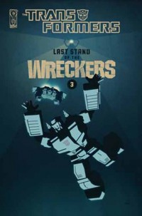 Two-Page Tease of Last Stand of the Wreckers #3