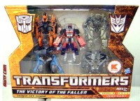 "First Look at HFTD ""The Victory of The Fallen"" 5-Pack"