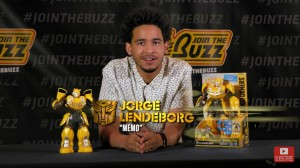 Hasbro Adds New Transformers Bumblebee Movie Toyline Videos to Their YouTube Channel