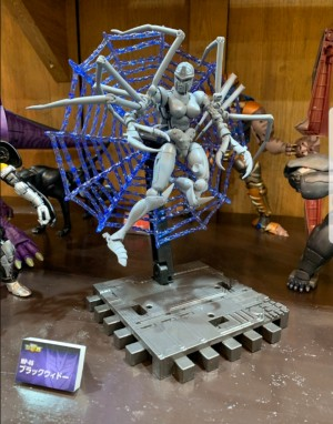 Transformers News: Masterpiece MP-46 Beast Wars Blackwidow / Blackarachnia Revealed at Wonder Festival Winter with more Images