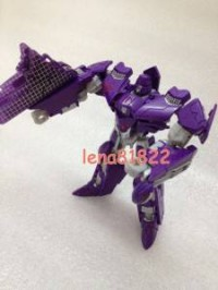 Transformers News: Generations Megatron Repaint is Ready to Play Football