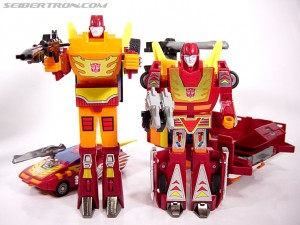 Transformers News: Takara Tomy Transformers Masterpiece MP-40 Targetmaster Hot Rodimus Announced