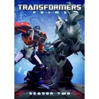Smash It Up With These TRANSFORMER PRIME: SEASON 2 BD & DVD Clips!