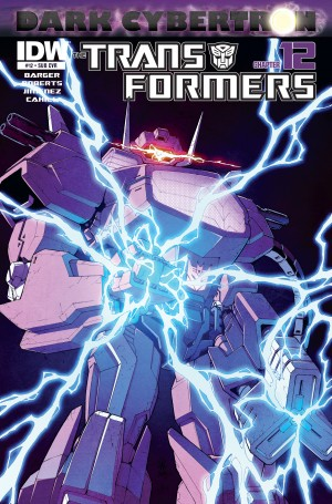 Transformers News: IDW March 2014 Solicitations: The End of Everything  - ReGeneration One, Dark Cybertron